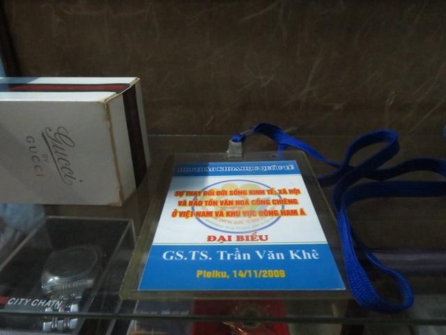 Con trai GS-TS Trần Văn Khê không thể về giỗ cha vì dịch Covid-19 - 7