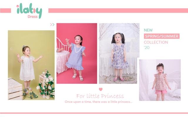Top thương hiệu thời trang trẻ em được yêu thích hàng đầu - 3