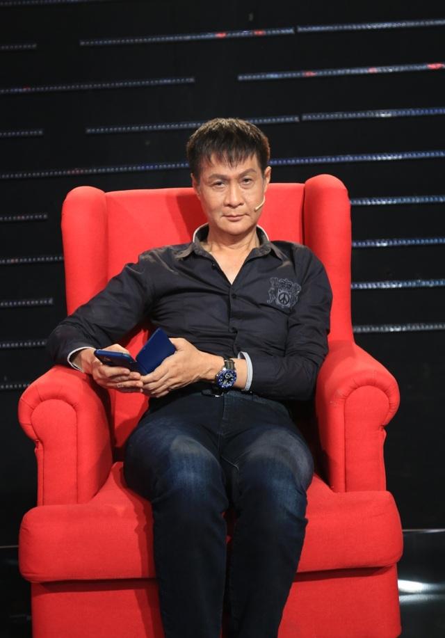 """MC Quyền Linh """"phanh phui"""" bí mật của đạo diễn Lê Hoàng - 3"""