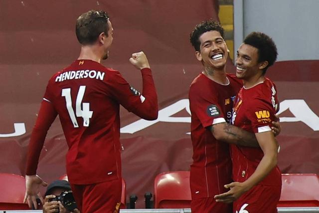 Những khoảnh khắc thăng hoa trở lại của Liverpool - 11
