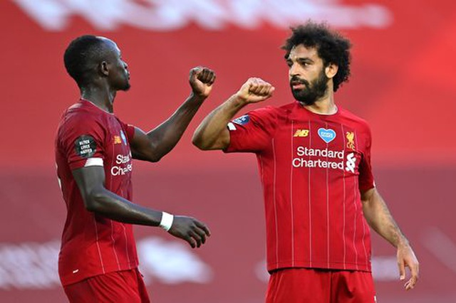 Liverpool chính thức vô địch Premier League 2019/20 - 1