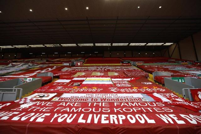 Những khoảnh khắc thăng hoa trở lại của Liverpool - 2