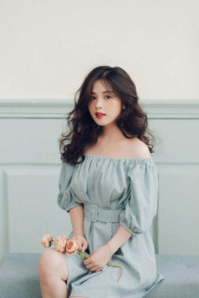 """""""Nancy phiên bản Việt"""" xinh như thiên thần dù đã bước sang tuổi 27 - 5"""