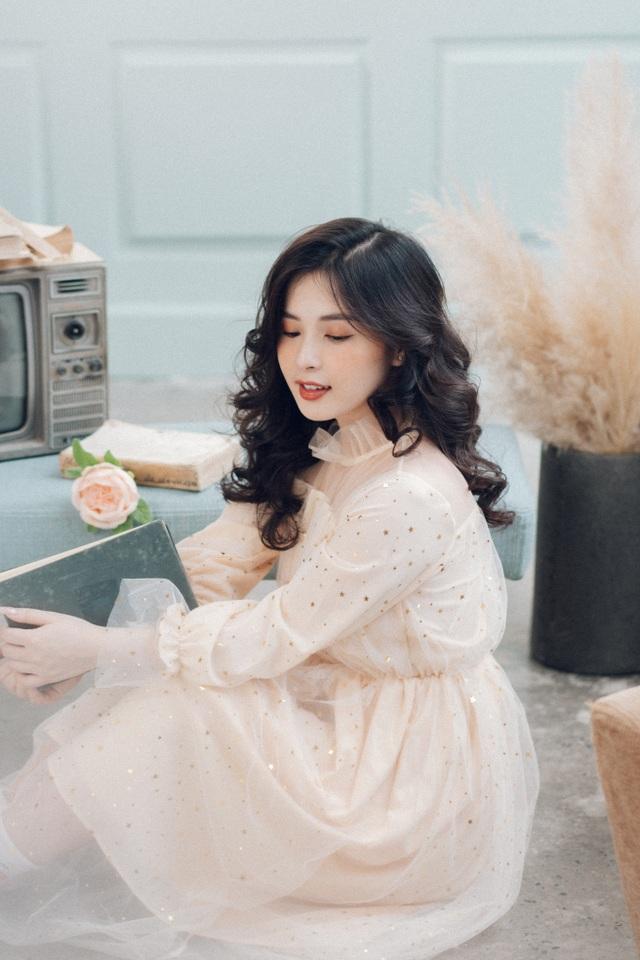 """""""Nancy phiên bản Việt"""" xinh như thiên thần dù đã bước sang tuổi 27 - 3"""