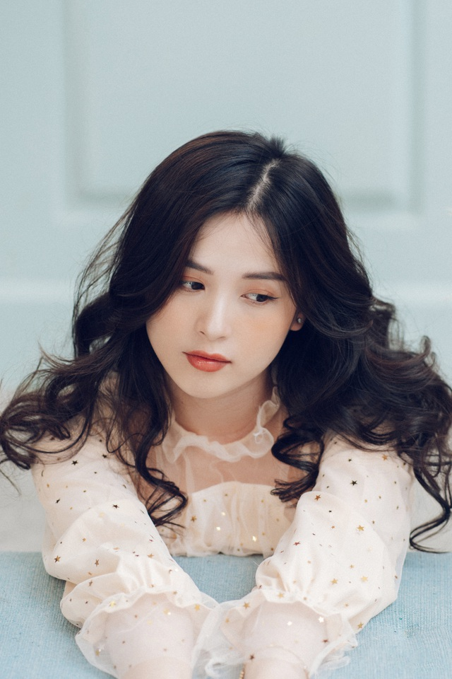 """""""Nancy phiên bản Việt"""" xinh như thiên thần dù đã bước sang tuổi 27 - 4"""