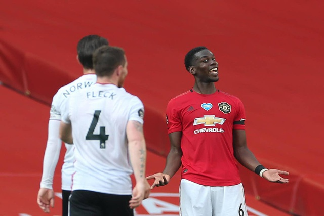 Man Utd 3-0 Sheffield United: Martial lập hat-trick - 5