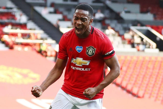 Man Utd 3-0 Sheffield United: Martial lập hat-trick - 4