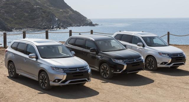 Mitsubishi rút về làm ăn nhỏ - 1