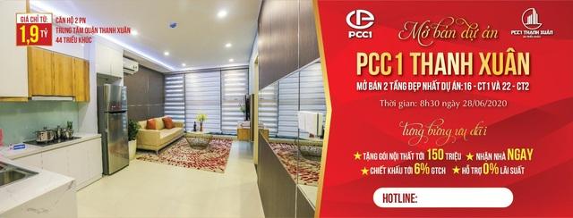 Mua nhà ở ngay Dự án PCC1 trung tâm Thanh Xuân hút cư dân Thủ đô - 3