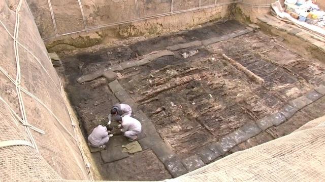 Phát hiện mộ cổ của các quan lại chứa nhiều đồ vàng bạc, ngọc bích quý hiếm - 1