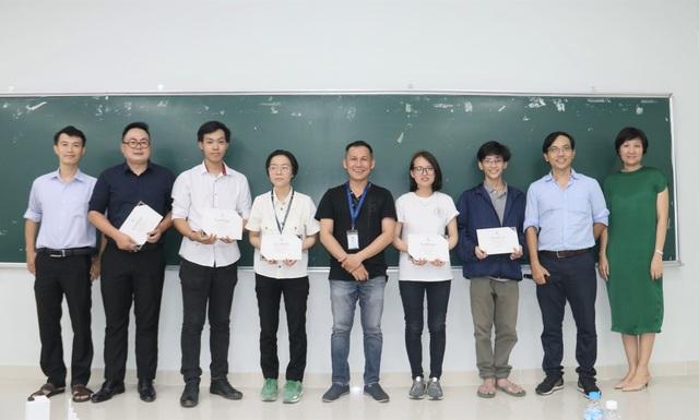 Sinh viên Bách khoa TPHCM biến dịch Covid-19 thành cơ hội sáng tạo đề án - 2