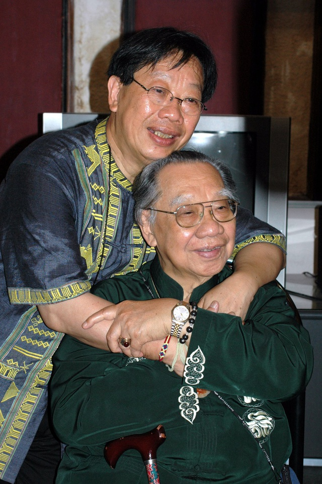 Con trai GS-TS Trần Văn Khê không thể về giỗ cha vì dịch Covid-19 - 4