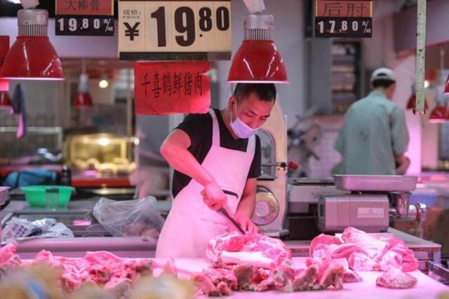Trung Quốc cấm nhập thịt từ công ty Mỹ vì lo Covid-19 - 1