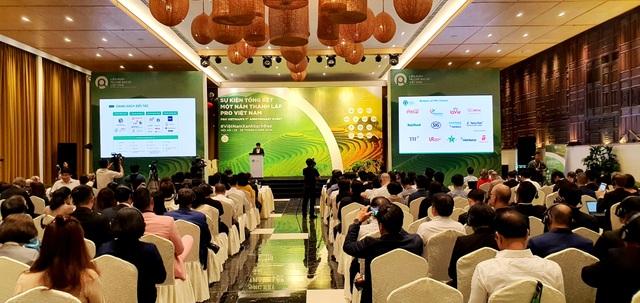 Việt Nam nỗ lực thúc đẩy nền kinh tế tuần hoàn - 1