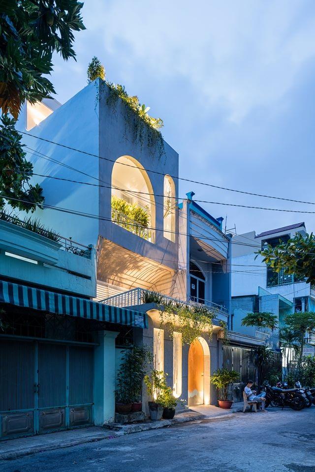 """Nhà cũ từ thời """"ông bà anh"""" ở Sài Gòn biến hình đẹp khó tin, ai cũng muốn ở - 2"""
