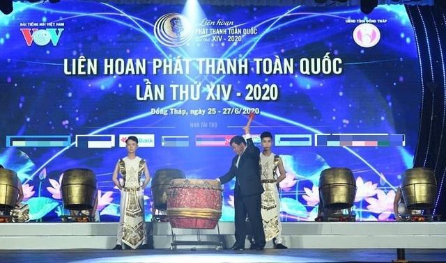 Khai mạc Liên hoan Phát thanh toàn quốc 2020 tại Đồng Tháp - 2