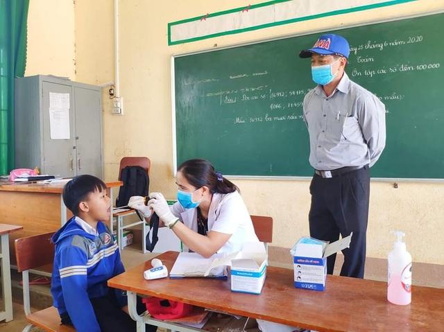 Kịp thời khống chế các ổ dịch bạch hầu tại tỉnh Kon Tum - 1