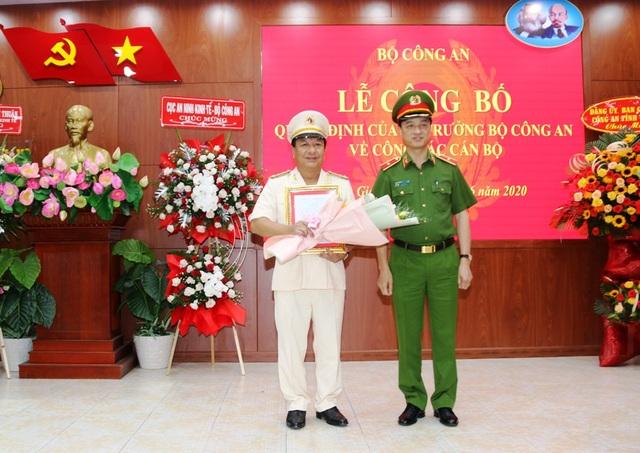 Đại tá Đỗ Triệu Phong được bổ nhiệm Giám đốc Công an tỉnh Kiên Giang - 1