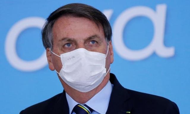 Tổng thống Brazil nói có thể đã mắc Covid-19 - 1