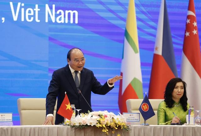 Thủ tướng: Va chạm trên Biển Đông không tránh khỏi, các nước cần kiềm chế - 5