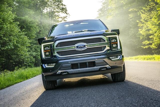Ford F-150 thế hệ mới - Thiết kế mới, công nghệ động cơ mới - 6