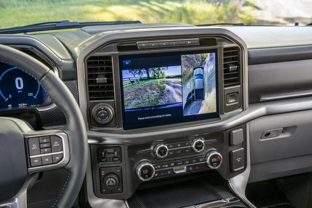 Ford F-150 thế hệ mới - Thiết kế mới, công nghệ động cơ mới - 2