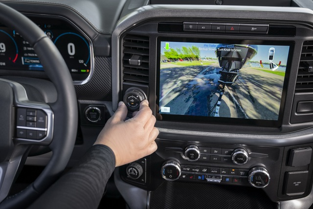 Ford F-150 thế hệ mới - Thiết kế mới, công nghệ động cơ mới - 35