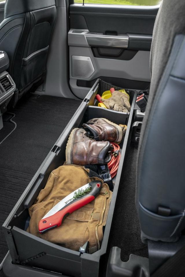 Ford F-150 thế hệ mới - Thiết kế mới, công nghệ động cơ mới - 31