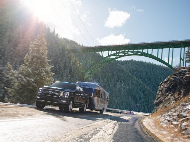 Ford F-150 thế hệ mới - Thiết kế mới, công nghệ động cơ mới - 21