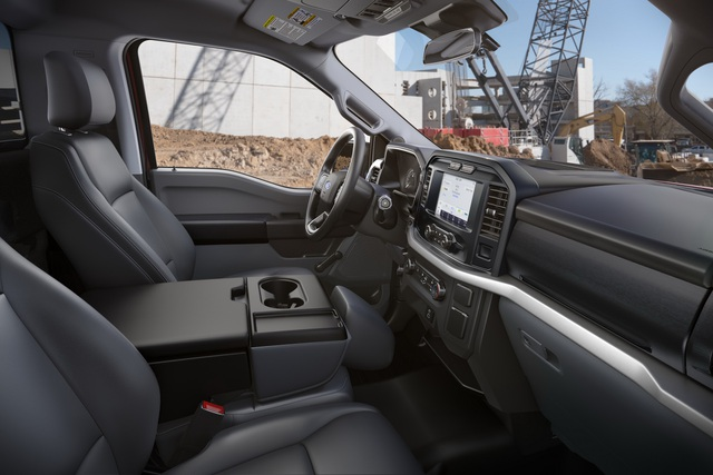 Ford F-150 thế hệ mới - Thiết kế mới, công nghệ động cơ mới - 44