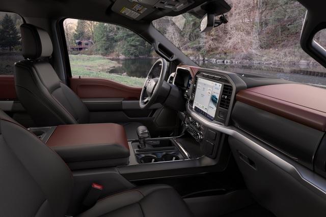 Ford F-150 thế hệ mới - Thiết kế mới, công nghệ động cơ mới - 46