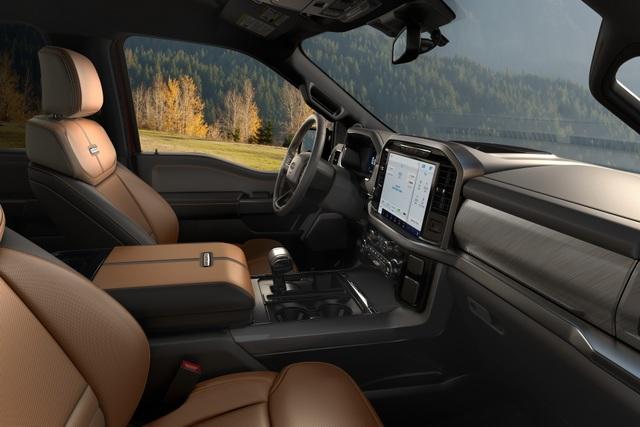 Ford F-150 thế hệ mới - Thiết kế mới, công nghệ động cơ mới - 47