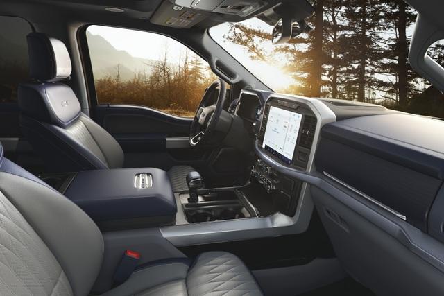 Ford F-150 thế hệ mới - Thiết kế mới, công nghệ động cơ mới - 36