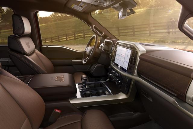 Ford F-150 thế hệ mới - Thiết kế mới, công nghệ động cơ mới - 43