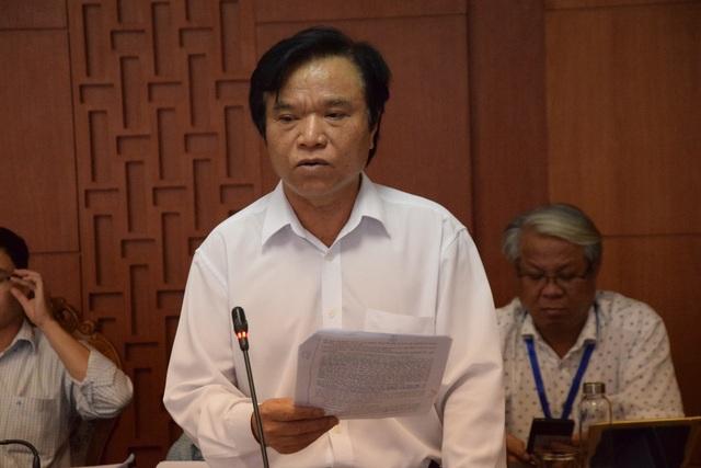 Giám đốc Sở Tài chính Quảng Nam xin nghỉ hưu - 1
