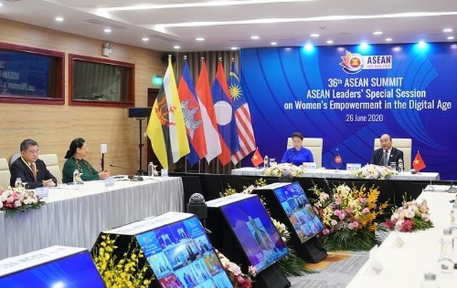 Thủ tướng kêu gọi ASEAN hành động để giải phóng tiềm năng của phụ nữ - Ảnh minh hoạ 2