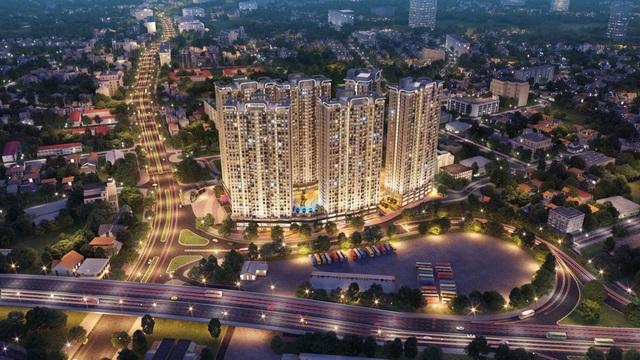 Tecco Elite City nâng tầm phong cách sống tại Thái Nguyên - 1