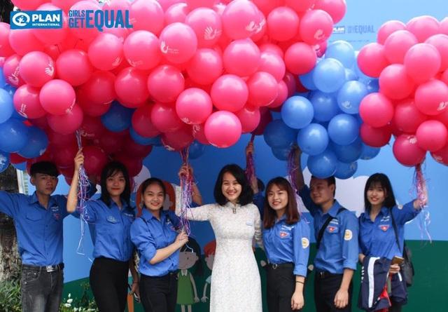 Bảo Hân thành đại sứ chiến dịch Hành trình 247 + Vì em gái bình đẳng 2020 - 4