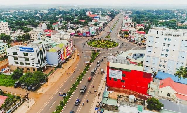 Bất động sản công nghiệp Bình Phước lên ngôi - 1