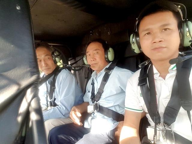 """Di sản Tràng An """"thu trọn trong tầm mắt"""" từ máy bay trực thăng - 6"""