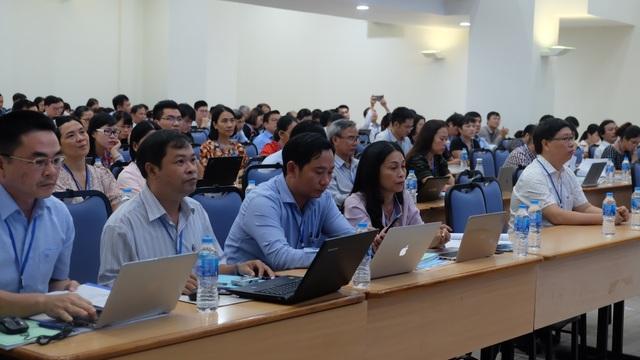 Tập huấn về đảm bảo chất lượng, kiểm định giáo dục đại học tại Đà Nẵng - 2