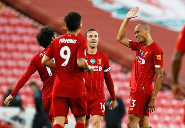 Liverpool sẽ là nhà vô địch vĩ đại nhất bóng đá Anh? - 3