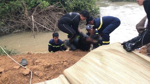 Đi giăng lưới sau chầu nhậu, người đàn ông bị nước cuốn tử vong - 1