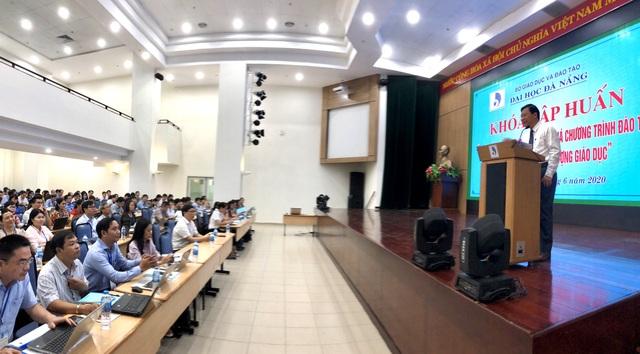 Tập huấn về đảm bảo chất lượng, kiểm định giáo dục đại học tại Đà Nẵng - 1