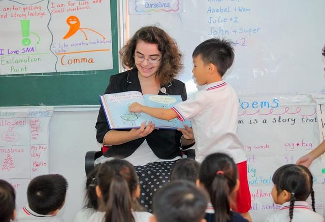 TPHCM: Học phí lớp 1 hơn nửa tỷ đồng ở trường quốc tế  - 4