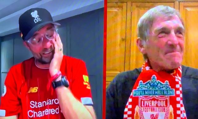 Dàn sao Liverpool vỡ òa, ăn mừng chức vô địch cực sung - 3