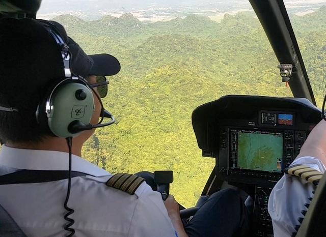 """Di sản Tràng An """"thu trọn trong tầm mắt"""" từ máy bay trực thăng - 2"""
