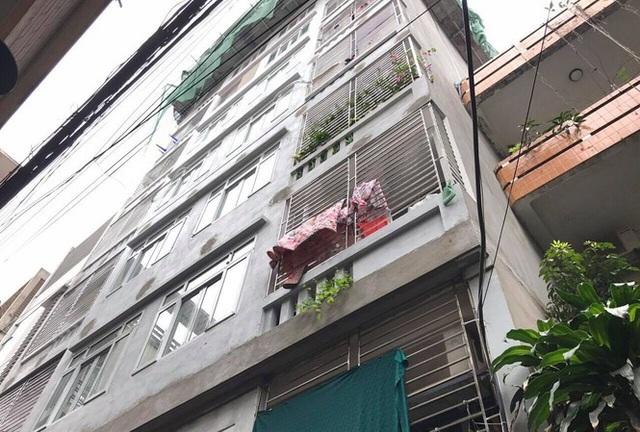 Ngột ngạt các khu chung cư mini ở ngõ nhỏ Hà Nội giữa cái nắng đổ lửa - 14