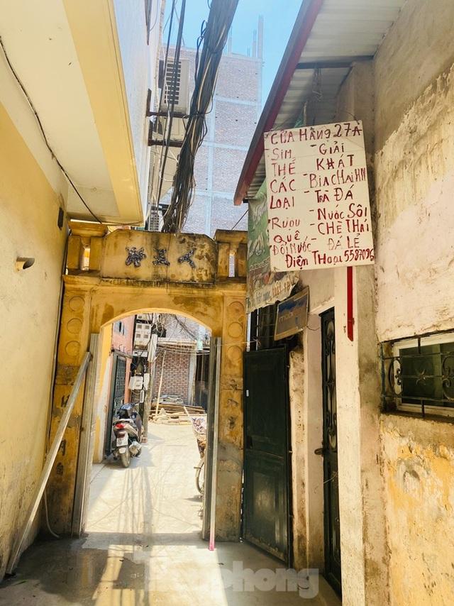 Ngột ngạt các khu chung cư mini ở ngõ nhỏ Hà Nội giữa cái nắng đổ lửa - 7