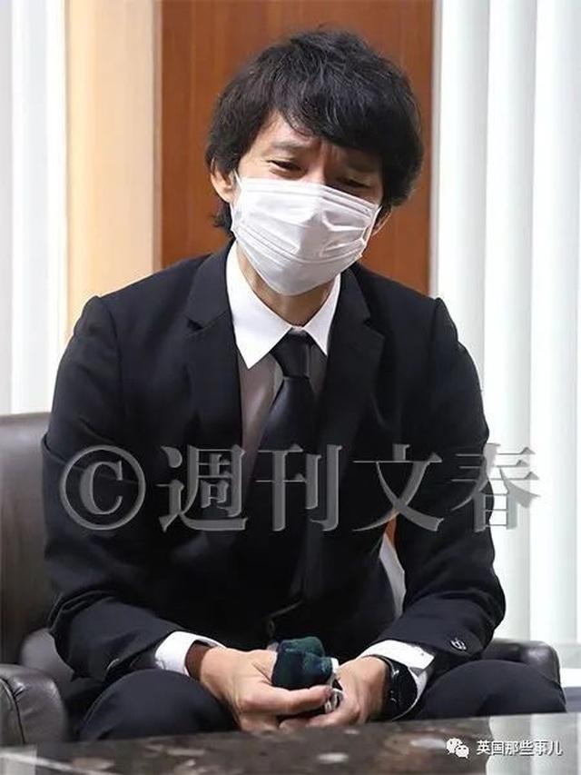 Hậu scandal ngoại tình, chồng mỹ nhân Nhật Bản khẳng định vẫn luôn yêu vợ - 2